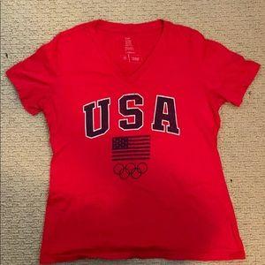 USA Olympics Team Apparel T-Shirt